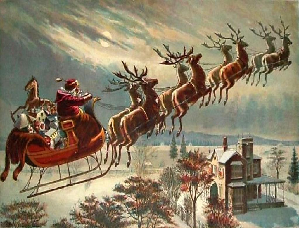 7 interesting facts about santa claus vintage everyday