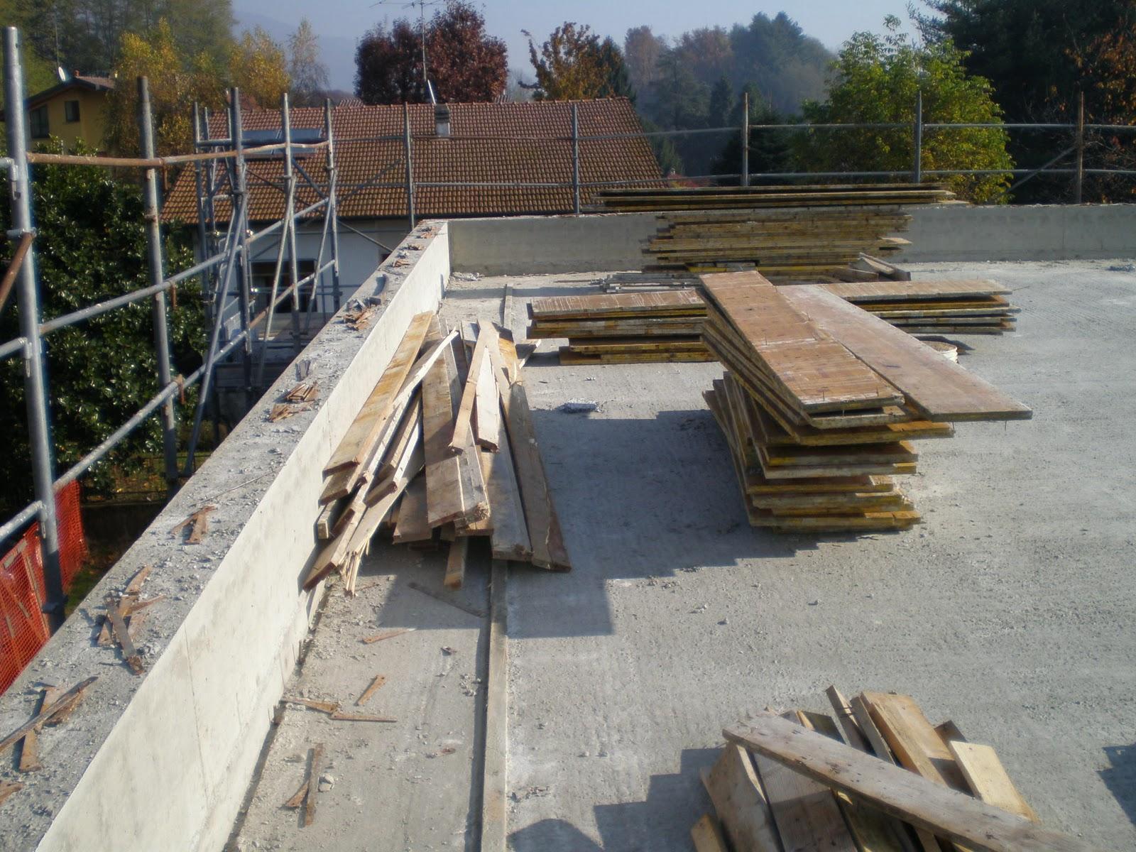 Solaio di copertura costruire casa for Costruire in fasi piani di casa