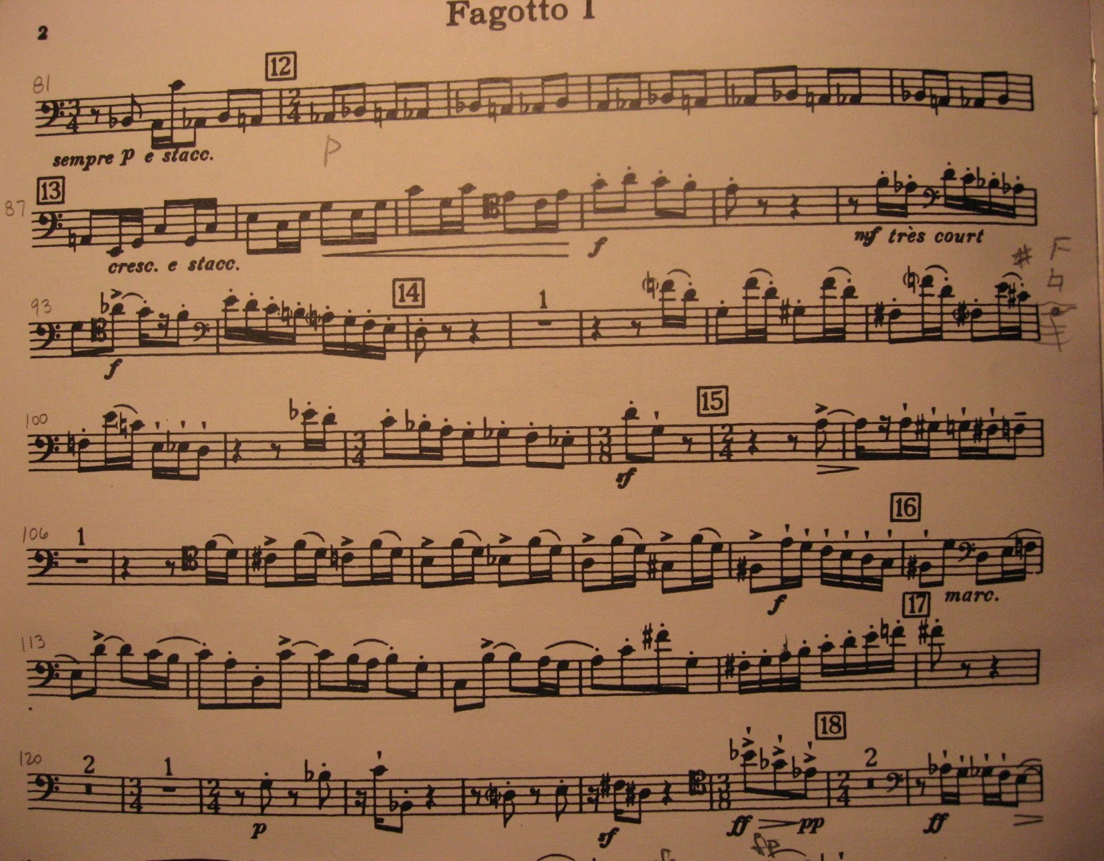 igor stravinsky rite of spring essay Stravinsky uses orchestration in new and amazing ways in the rite of spring which still seem revolutionary even now first there is the composition of the orchestra.
