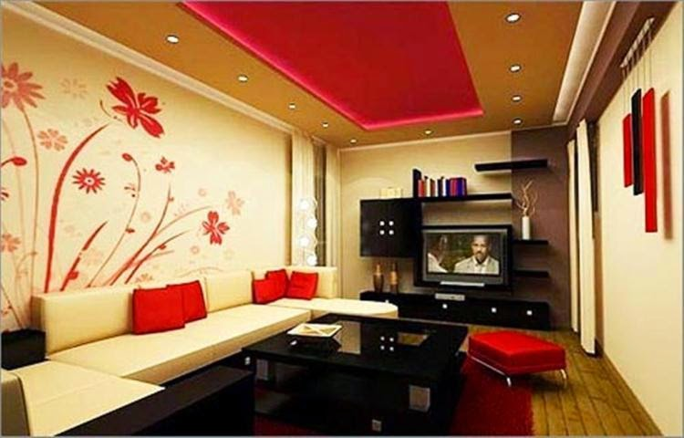 wall paint ideas for a living room