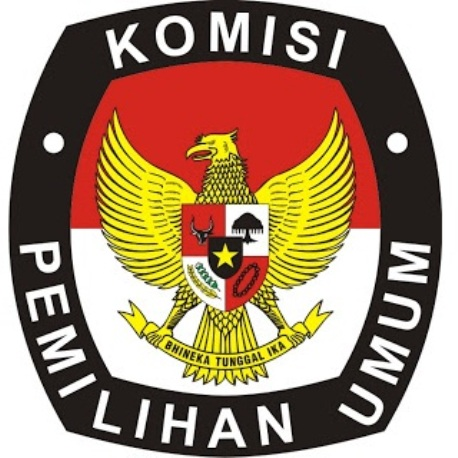 KPU (Komisi Pemilihan Umum). Kotabumi Lampung Utara
