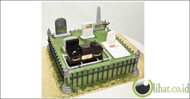 Kuburan Sang Mantan