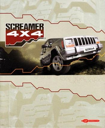 Screamer 4×4  PC Full Español