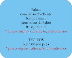Nossos preços