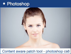 How to use the content aware patch tool in photoshop cs6