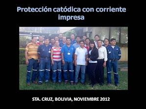 Sta. Cruz, Bolivia, noviembre 2012