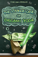 the strange case of origami yoda by tom angelberger book cover