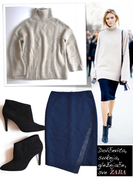 What to buy on sale and wear to work - 3 stylish outfits inspired with best of street fashion