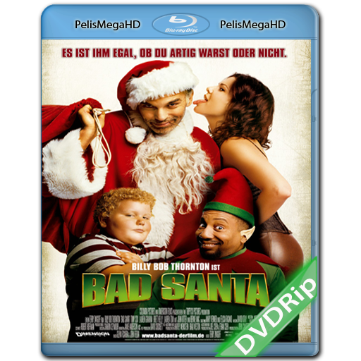 Bad Santa (2003) DVDRip Castellano