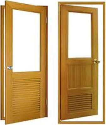 Pintu Aluminium Gambar 04