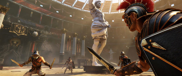 Ryse Son of Rome to run native 900p