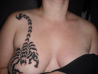 Scorpion tattoos for girls, hot tattoo design for girl, tattoo trends, tattoo trend design, tattoo inspiration, tattoo trend design, tattoo design, tattoo images