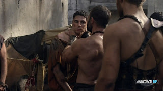 Spartacus War of the Damned 3x03 Men of Honor Español Latino 2013