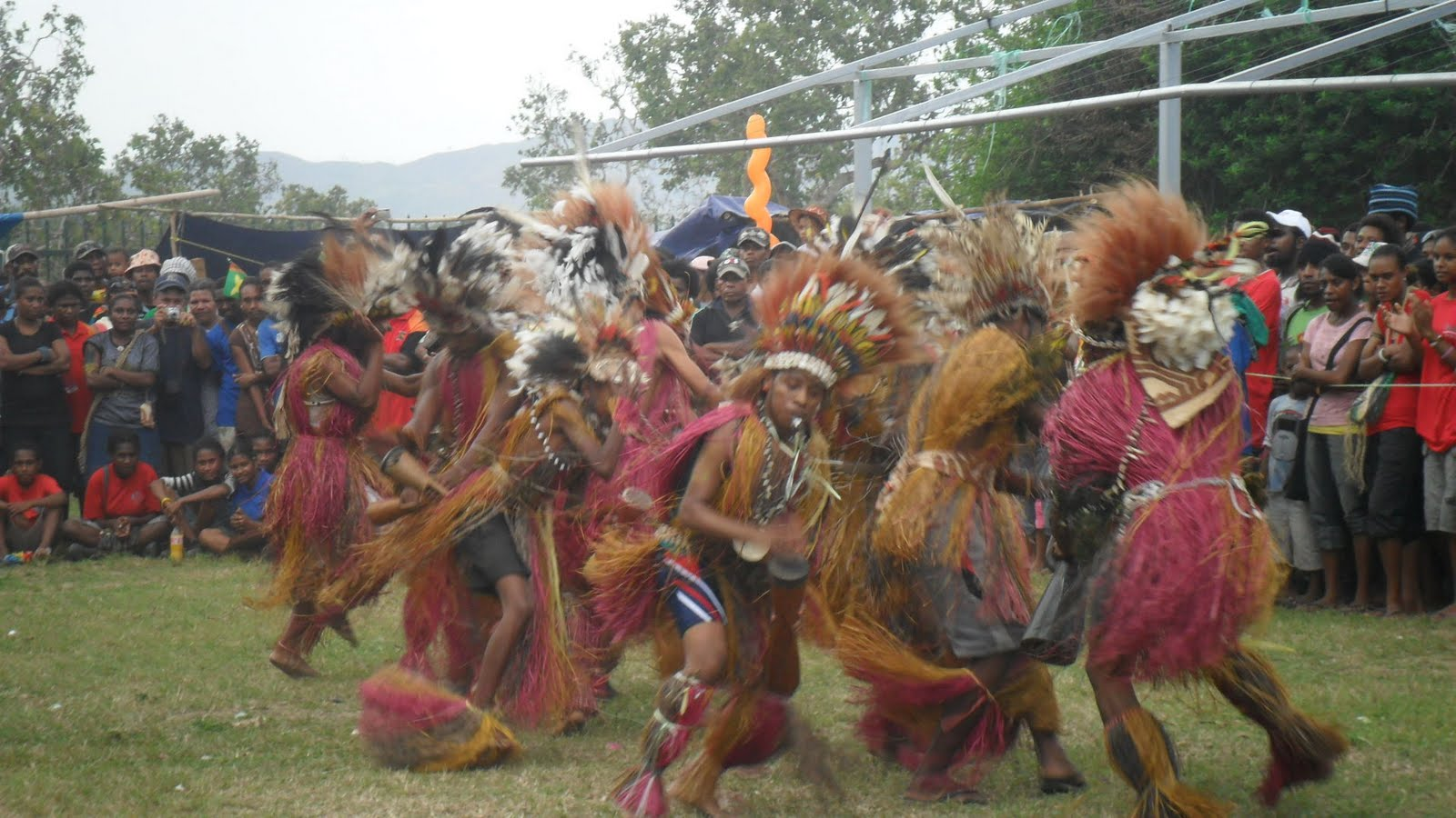 essays about papua new guinea