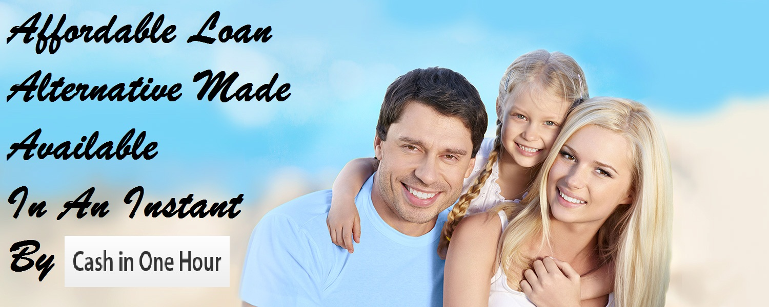 Affordable Loan Alternative Made Available In An Instant