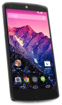 Google Nexus 5 - Black