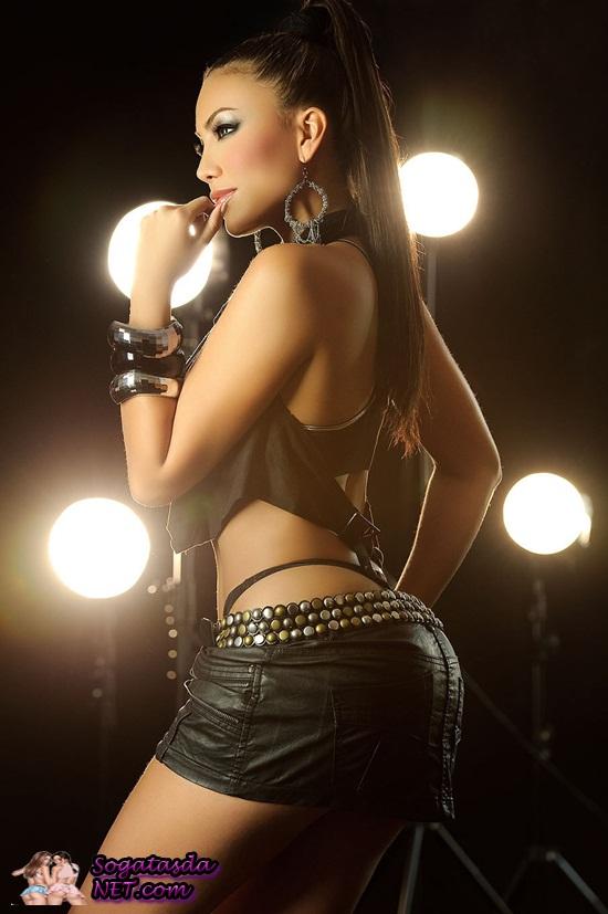 Modelo Colombiana Sandra Castanho - foto 8