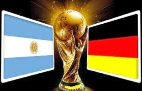 Live Streaming Jerman vs Argentina Final Piala Dunia 2014