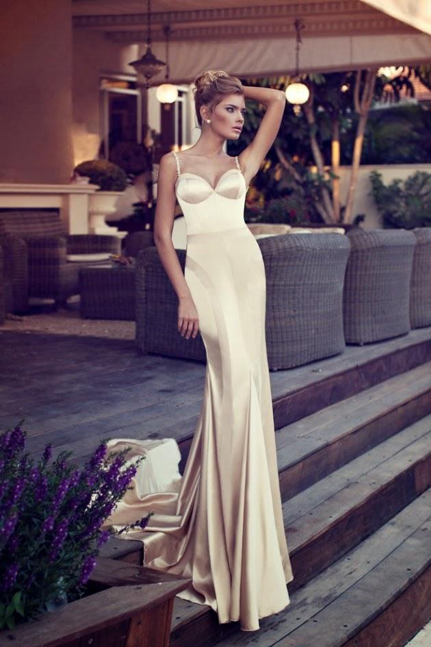 Fabulosos vestidos para fiesta de noche