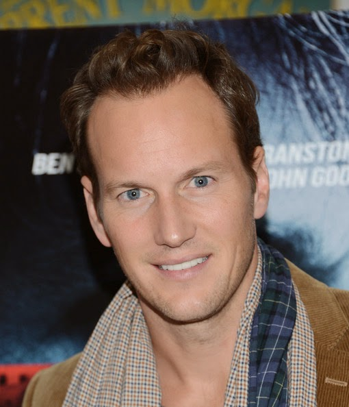 American singer patrick wilson photo gallery images