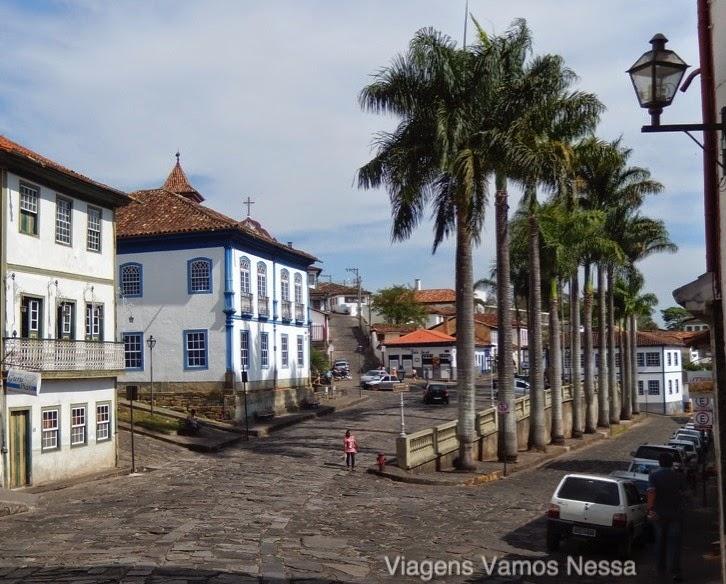 Ruas históricas de Diamantina