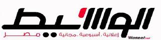 وظائف جريدة الوسيط القاهرة الجمعه 8/3/2013