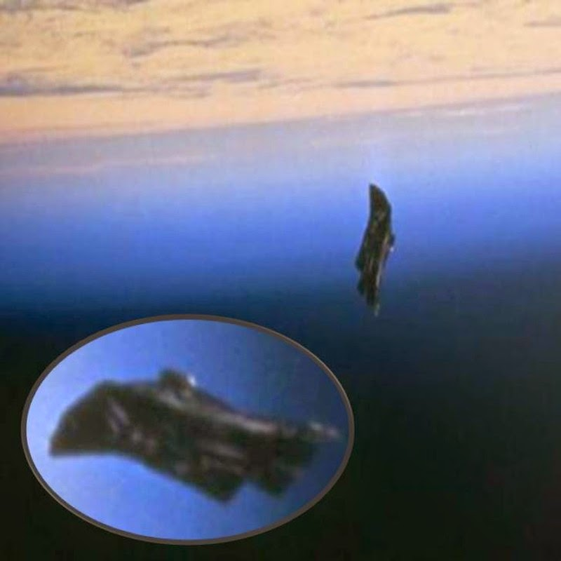 Is There An Alien Satellite Orbitting Earth?