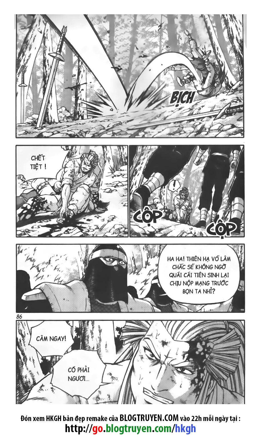 Hiệp Khách Giang Hồ chap 297 Trang 10 - Mangak.info
