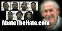 7 black-pack 'teens' arrested for killing 68-year-old man