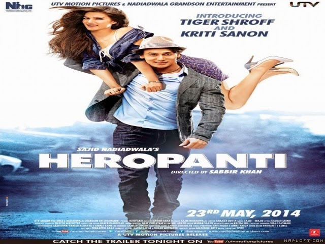 Heropanti 2014 Movie Mp3 Song Free Download