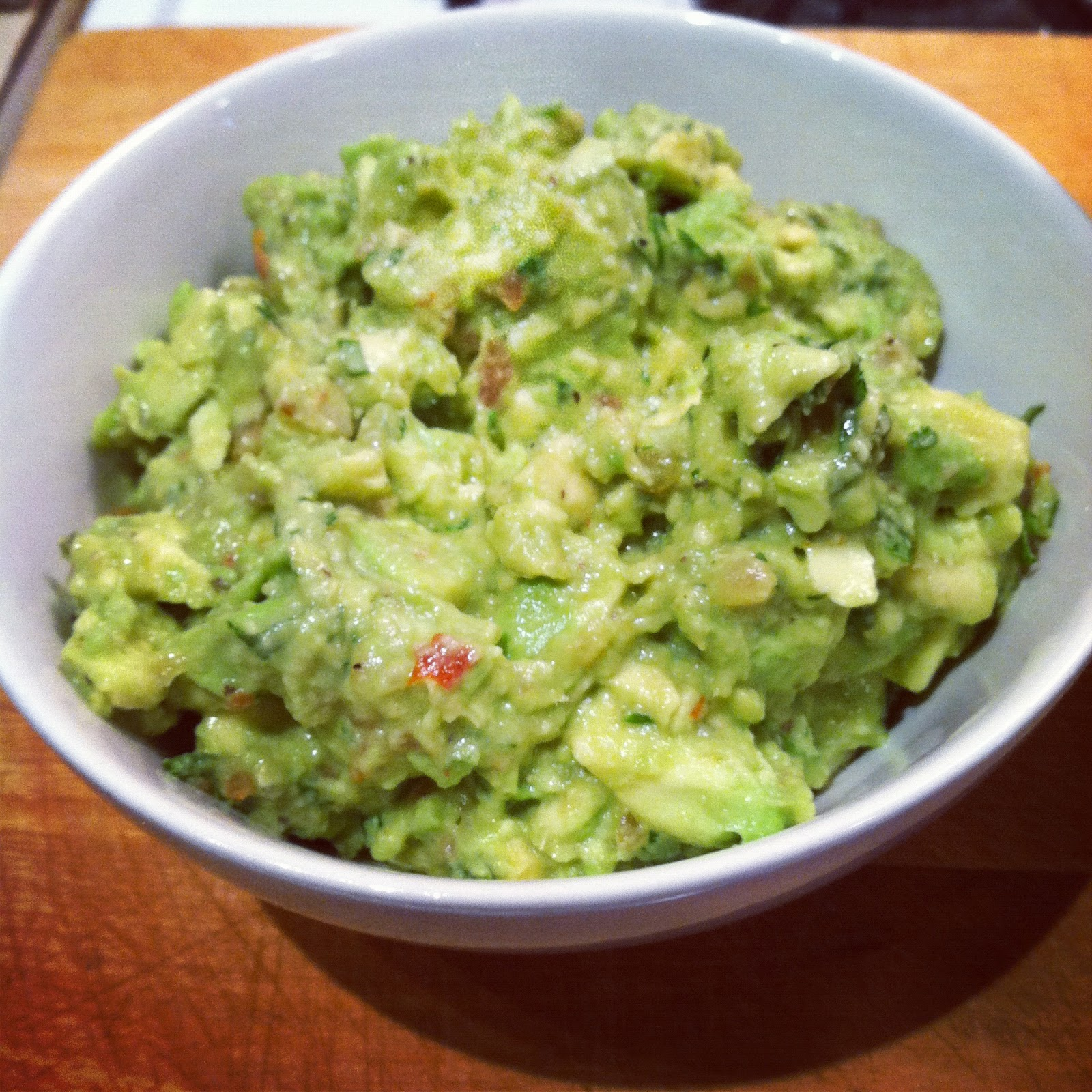 Quest for Delish: Guacamole