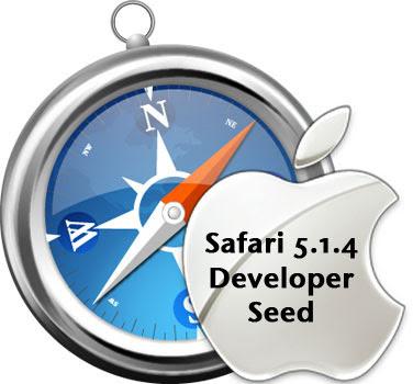 Apple Safari 5.1.4 logo