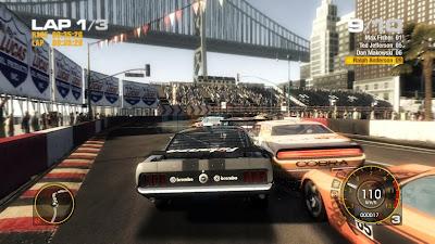 Race Driver Grid Screenshots