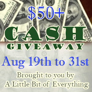 Labor Day $50 Cash Giveaway Picture