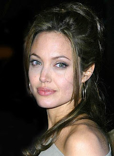 Celebrity Angelina Jolie hairstyle trends for women