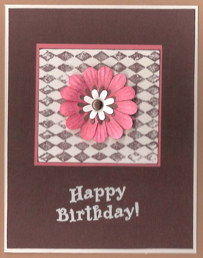Handmade Birthday Cards for Girls : Lets Celebrate!