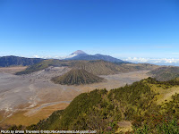 View over Bromo