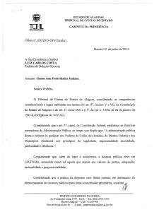 Prefeitura de Delmiro Gouveia não realizará os festejos juninos.