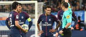 PSG empata, Neymar marca e é expulso: Veja os gols