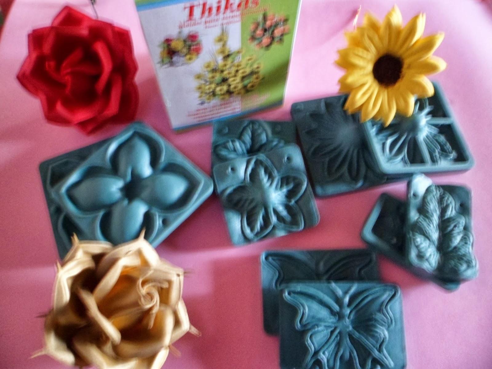 moldes para hacer flores en goma evacomo usar la goma eva