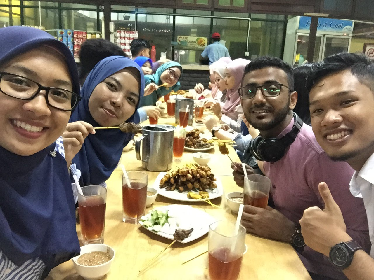Sate Kajang Hj. Samuri - Kajang, Selangor