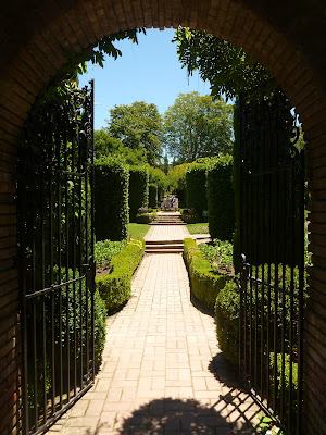 Garden Gate at Filoli