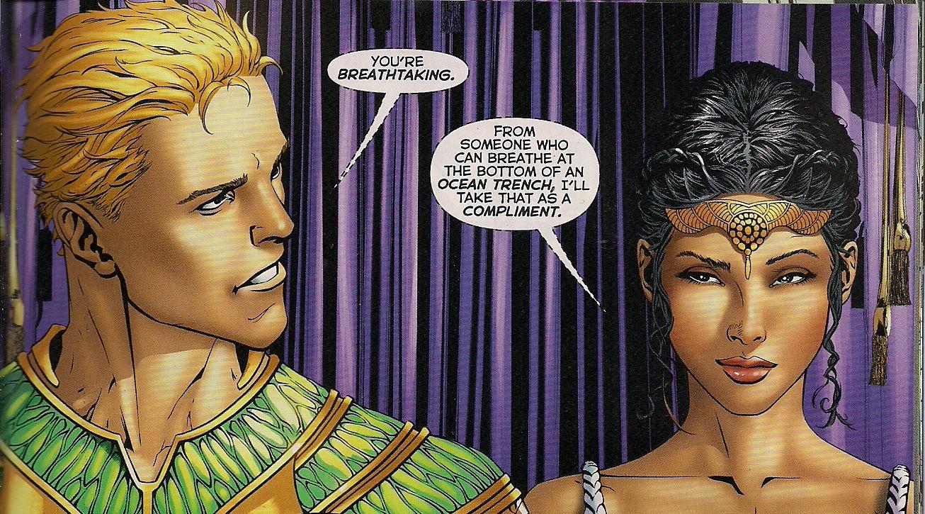 Vida afectiva de Wonder Woman Chemistry0001