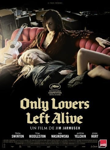 Only Lovers Left Alive en Streaming