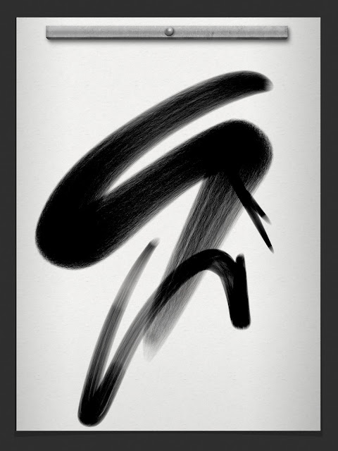 In the Zone - using Zenbrush