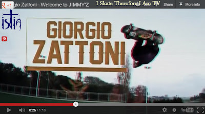 Giorgio Zattoni vert skateboarding video