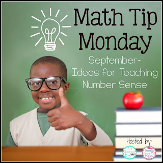 http://ksclassroomkreations.blogspot.com/2015/09/math-tip-monday-ideas-for-teaching.html