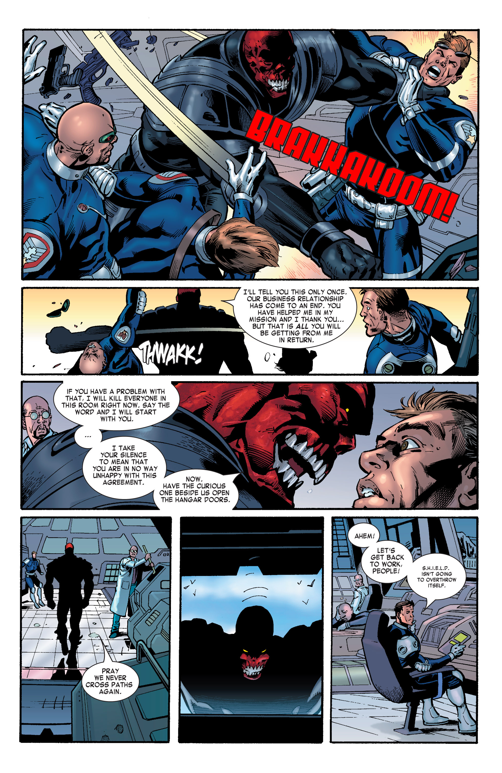 Captain America (2002) Issue #30 #31 - English 13