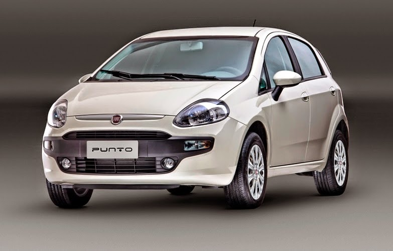 Novo Carro Fiat Punto 2015