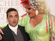 Robbie Williams at the German Radio Awards in Hamburg